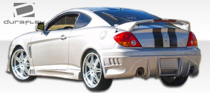 2003-2008 Hyundai Tiburon Extreme Dimensions Racer Body Kit - Rear Lip