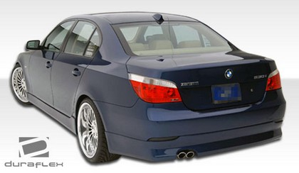 2004-9999 BMW 5_Series Extreme Dimensions Zenetti Body Kit - Rear Lip (Urethane)