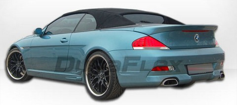 2004-2006 BMW 6_Series Extreme Dimensions AC-S Body Kit - Rear Lip