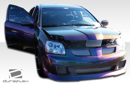 04-07 Mitsubishi Galant Extreme Dimensions G-Tech Body Kit - FULL KIT