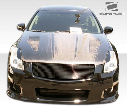 04-06 Maxima Extreme Dimensions Body Kits - Full Kit