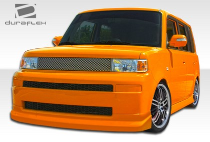04-07 Scion xB  Extreme Dimensions Urethane K-5 Body Kit
