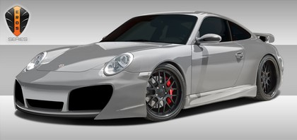 05-08 Porsche 997  Extreme Dimensions Eros Version 1 Body Kit