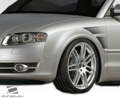 06-08 Audi A4 Extreme Dimensions Executive Fenders
