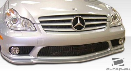 06-11 Mercedes CLS C219 (will fit Sport or Duraflex AMG models only) Extreme Dimensions CR-S Front Splitter