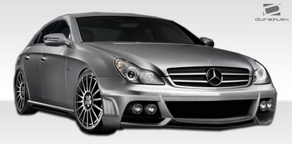 06-11 Mercedes CLS C2  Extreme Dimensions W-1 Body Kit