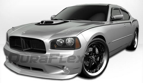 06-09 Dodge Charger Extreme Dimensions Daytona Body Kit - Fiberglass Front Lip