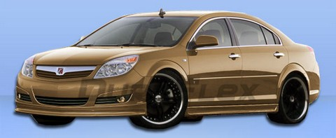 2007-2008 Saturn Aura Extreme Dimensions Racer Body Kits - Full Kit