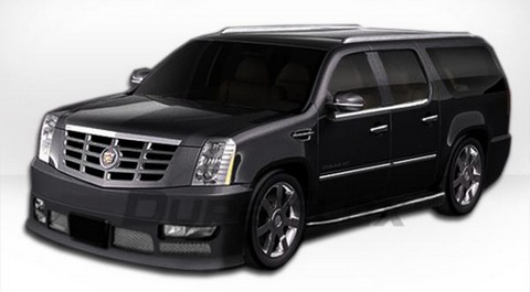 2007-2010 Cadillac Escalade ESV  Extreme Dimensions Platinum Body Kit - Full Kit