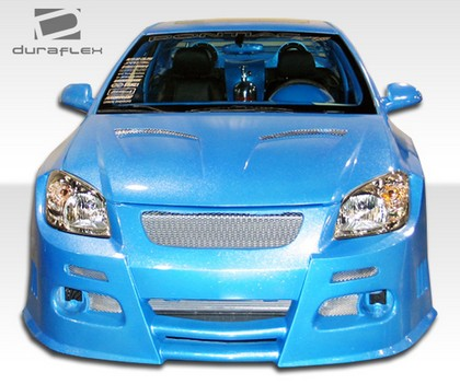 2007-9999 Pontiac G5 Extreme Dimensions SG Series Widebody Body Kits - Front Bumper