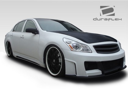 07-09 Infiniti G Sedan G35  Extreme Dimensions Elite Body Kit
