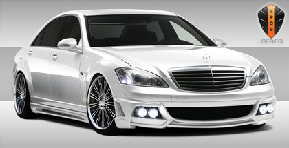 07-09 Mercedes S Class W221  Extreme Dimensions Eros Version 2 Complete Body Kit