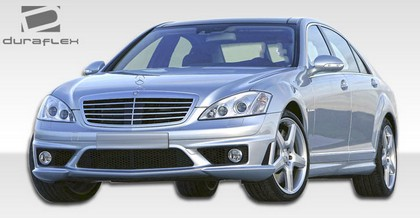 07-09 Mercedes S Class W221  Extreme Dimensions S65 Look Body Kit