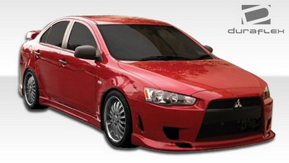 08-12 Mitsubishi Lancer  Extreme Dimensions C-1 Body Kit