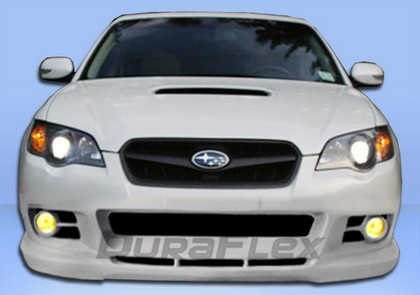 08-09 Legacy Extreme Dimensions Wings Body Kit - Front Bumper