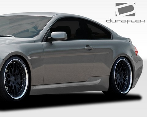 2004-2006 BMW 6_Series Extreme Dimensions M6 Look Side Skirts