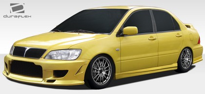 02-03 Mitsubishi Lancer Extreme Dimensions C-2 Body Kit