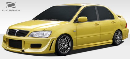 02-03 Mitsubishi Lancer Extreme Dimensions G Speed Body Kit