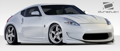 09-12 Nissan 370Z Extreme Dimensions AMS-GT Body Kit