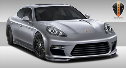 10-12 Porsche Panamera Extreme Dimensions Eros Version 3 Body Kit