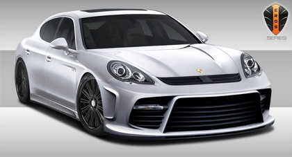 10-12 Porsche Panamera Extreme Dimensions Eros Version 4 Body Kit