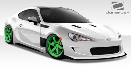 13-14 Scion FR-S Extreme Dimensions GT Concept Body Kit