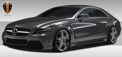 12-13 Mercedes Benz CLS C218 Extreme Dimensions Eros Version 1 Body Kit