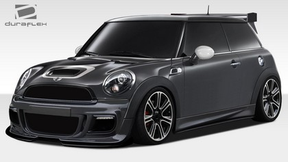 07-12 Mini Cooper Extreme Dimensions DL-R Body Kit