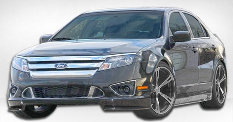 2010+ Ford Fusion  Extreme Dimensions Racer Body Kit - Full Kit