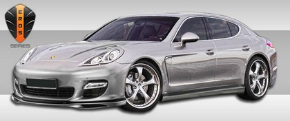 2010-2012 Porsche Panamera Extreme Dimensions Eros Version 1 Body Kit