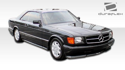 81-91 Mercedes SEC W126 2DR  Extreme Dimensions AMG Look Body Kit