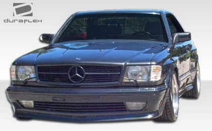 81-91 Mercedes SEC W126 2DR  Extreme Dimensions AMG Look Wide Body Body Kit