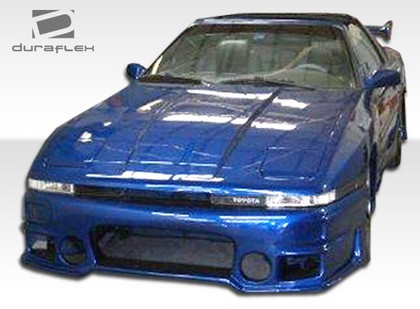 86-92 Toyota Supra Extreme Dimensions Evo Body Kit - FULL KIT