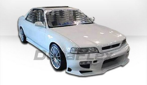 1991 Acura Legend on 1991 1996 Acura Legend Extreme Dimensions Vader Body Kit   Front