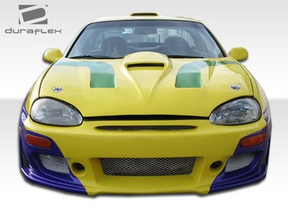 92-95 Mazda Mx-3 Extreme Dimensions B-2 Body Kit - FULL KIT