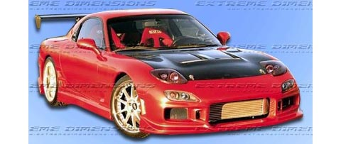 Extreme Dimensions C 2 Body Kit   FULL KIT [93 97 Mazda