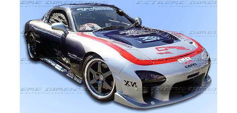 Extreme Dimensions GT Concept Body Kit   FULL KIT [93 97