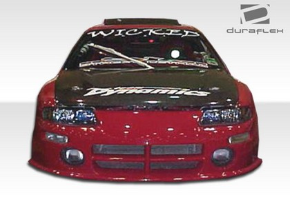 95-00 Chrysler Sebring (Except Convertible) Extreme Dimensions Viper Body Kit - FULL KIT