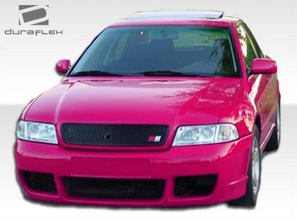 2000-2001 Audi A4 Extreme Dimensions RS4 Body Kit - Front Bumper