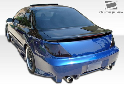Acura on 1996 1999 Acura Cl Extreme Dimensions Spyder 2 Body Kit   Rear Bumper