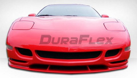 1997-2004 Chevrolet Corvette Extreme Dimensions TS Concept Body Kits - Front Bumper Package (Bumper and Lip)
