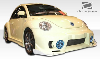 98-05 Volkswagen Beetle Extreme Dimensions Evo 5 Body Kit - FULL KIT w/ Fog Lights