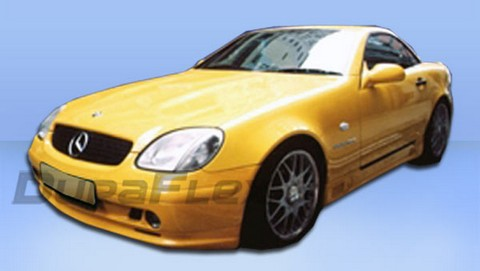 98-04 Mercedes SLK (R170) Extreme Dimensions LR-S Body Kit - FULL KIT