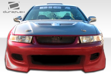 1999-2003 Mitsubishi Galant Extreme Dimensions Blits Body Kits - Full Kit