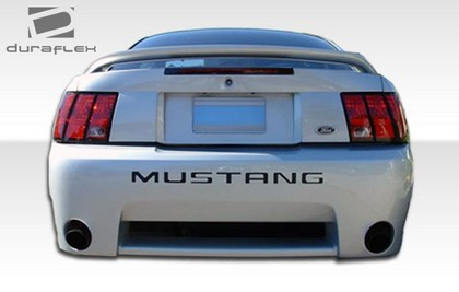 1999-2004 Ford Mustang Extreme Dimensions Cobra R Body Kit - Rear Bumper (Duraflex)
