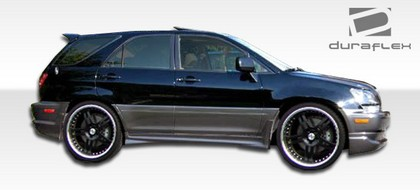 1999-2003 Lexus RX Extreme Dimensions VIP Body Kit - Side Skirts