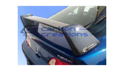 2005 Acura  Type on Paintable Wings   Type R For 05 06 Acura Rsx At Andy S Auto Sport