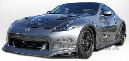"09-10 Nissan 370Z Extreme Dimensions N"" Body Kit - Full Kit (4 Piece)"""