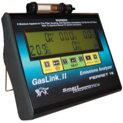 Universal (All Vehicles) Ferret Instruments Gas Link II 5-Gas Analyzer