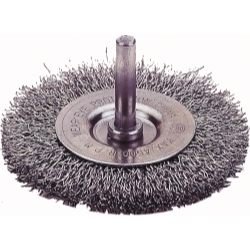 "1967-1970 Pontiac Executive Firepower Circular Wire Wheel Brush, 2"" Diameter, Coarse"